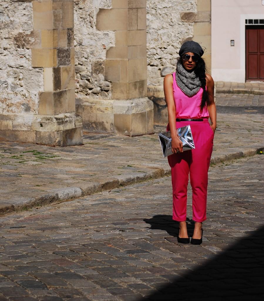 UK Fashion Blog Neon