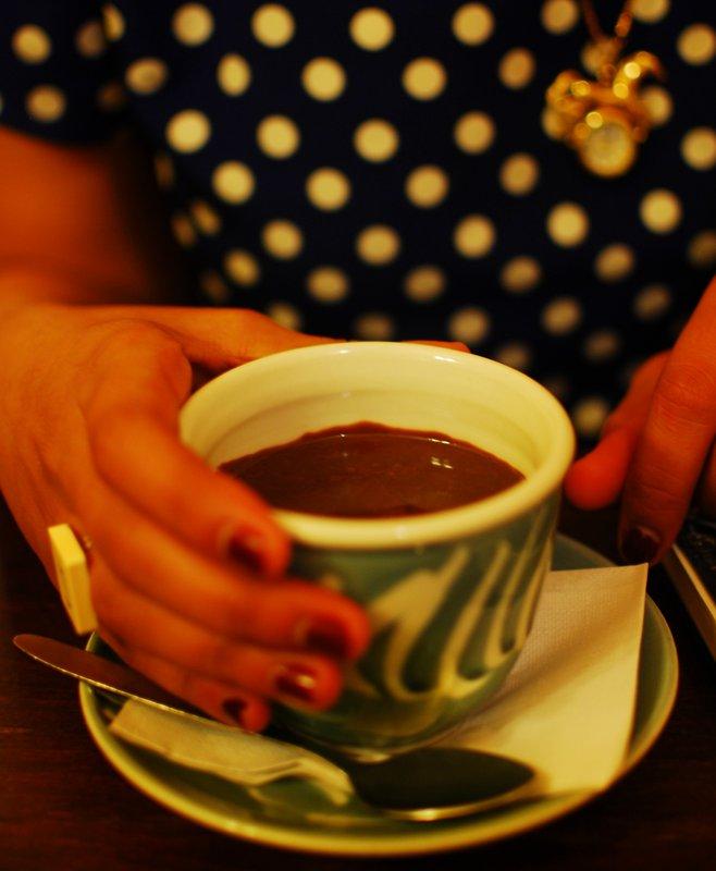 Hot Chocolate Prague