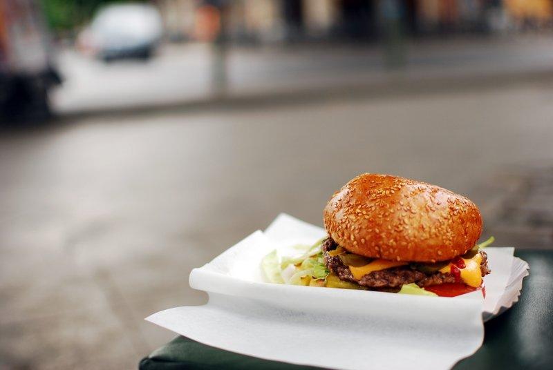 Berlin: Best Cheap Eats - Burgermeister Burger
