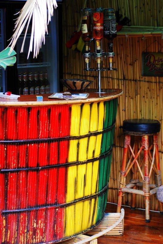 Township tour - Rasta Bar
