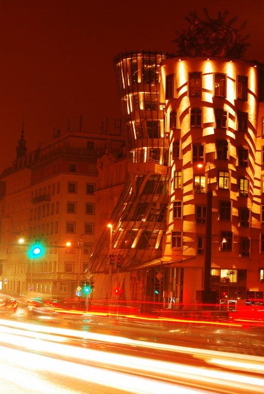 Dancing House Review Prague