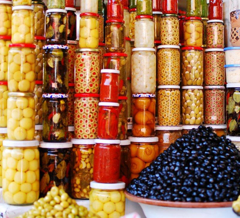 Marrakech Souk Guide - Olive Souk