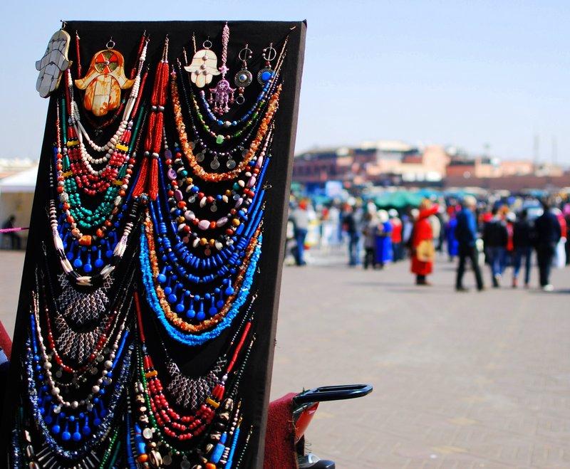 Marrakech Souk Guide Jewellery