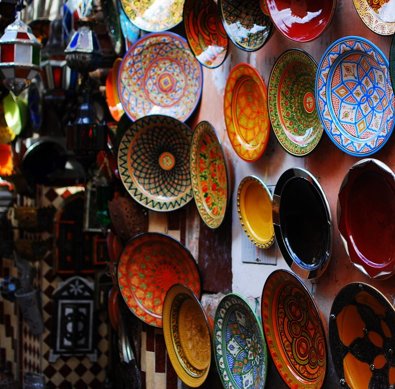 Marrakech Souk Guide - Potters Souk
