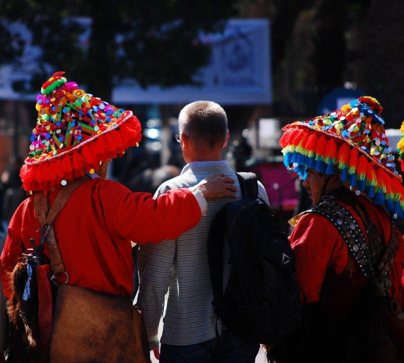 Marrakech Souk Guide - Tourists