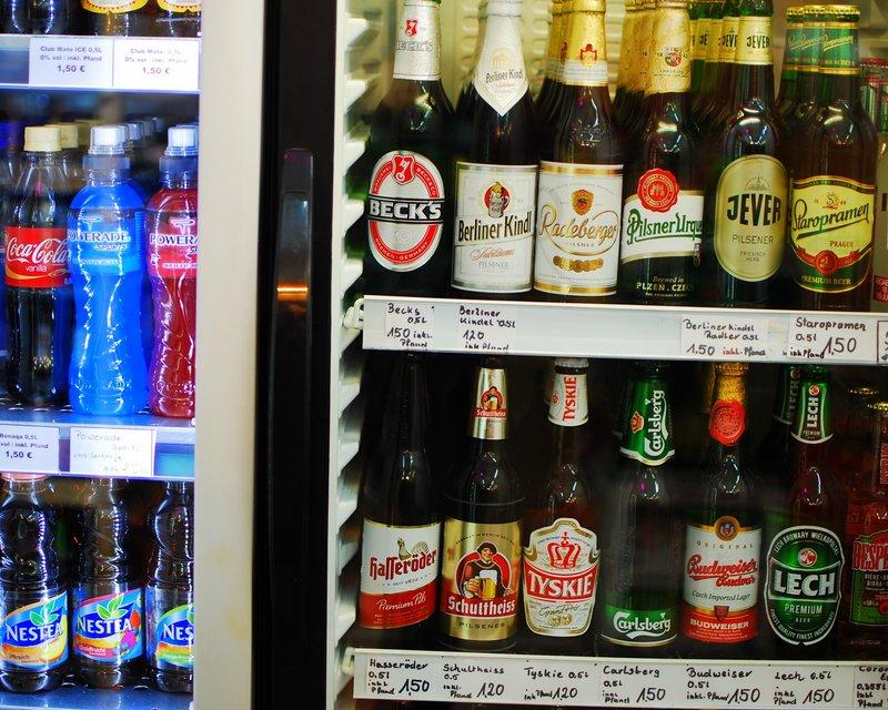 Love Berlin - cheap beer