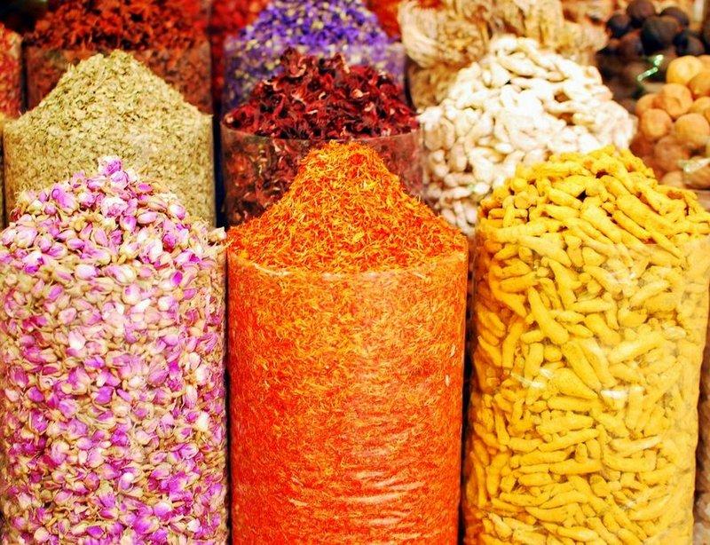 Offbeat Dubai Spice Souk