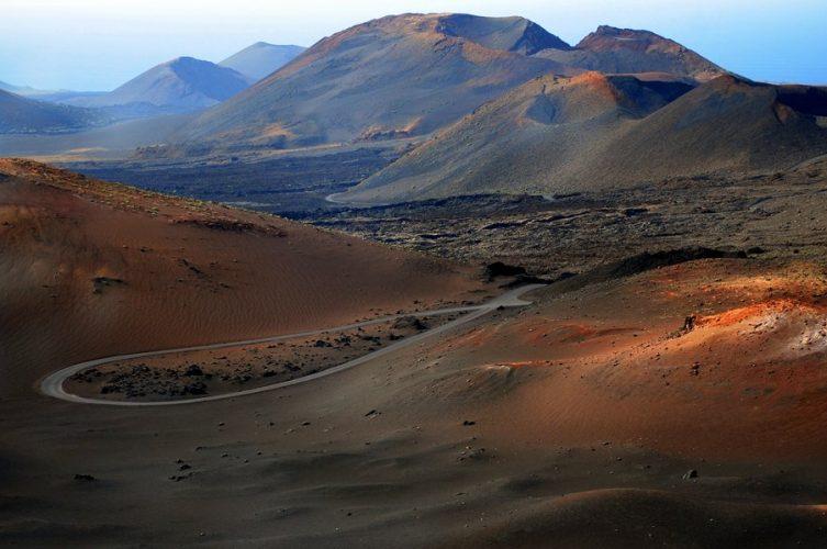 Volcanoes Lanzarote