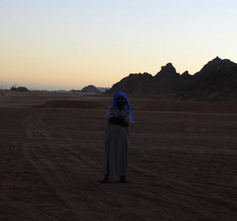 Sharm El Sheikh Quad Biking- Bedouin