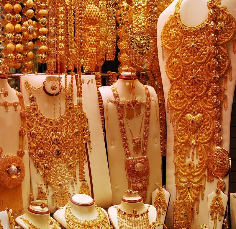 Offbeat Dubai Gold Souk