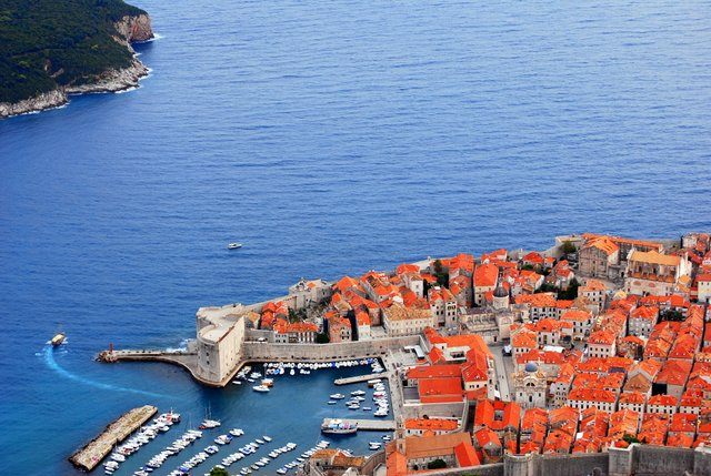 Croatia Road Trip - Mt. Srd Dubrovnik