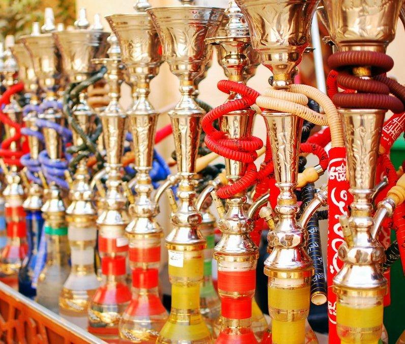 Offbeat Dubai Sheesha Pipes