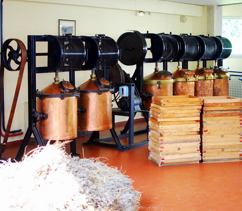 Day Trip Grasse - Distilleries