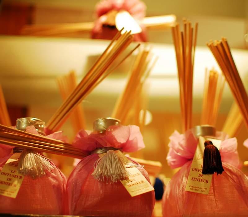 Day Trip France Grasse - Incense Sticks
