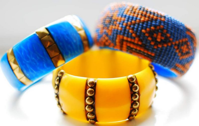 What to Wear in India Morocco Turkey - Bangles