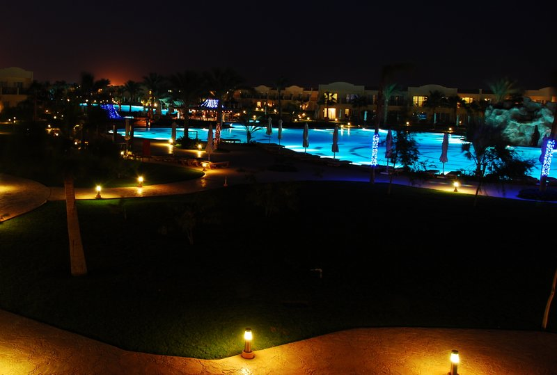 Hilton Sharm El Sheikh Review - Review from our room