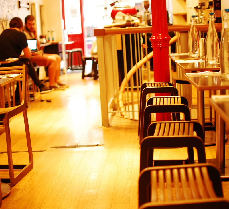 Best Coffee London - Third Wave Cafe