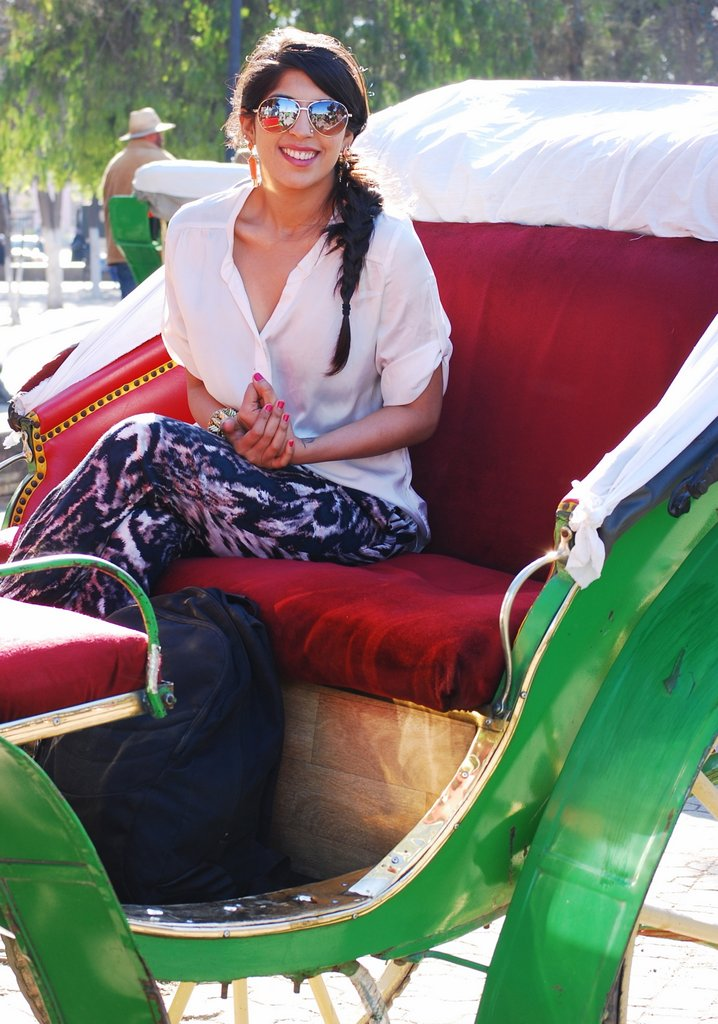 Carriage Ride Marrakech things to do