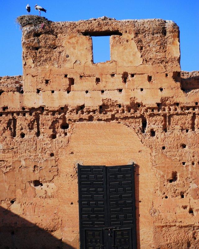 Marrakech things to do Badi Palace