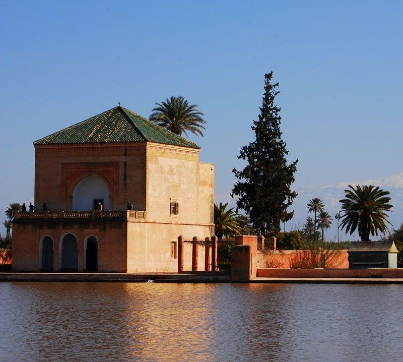 Marrakech things to do Menara