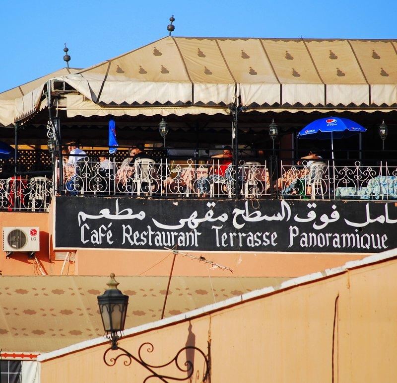 Marrakech things to do mint tea