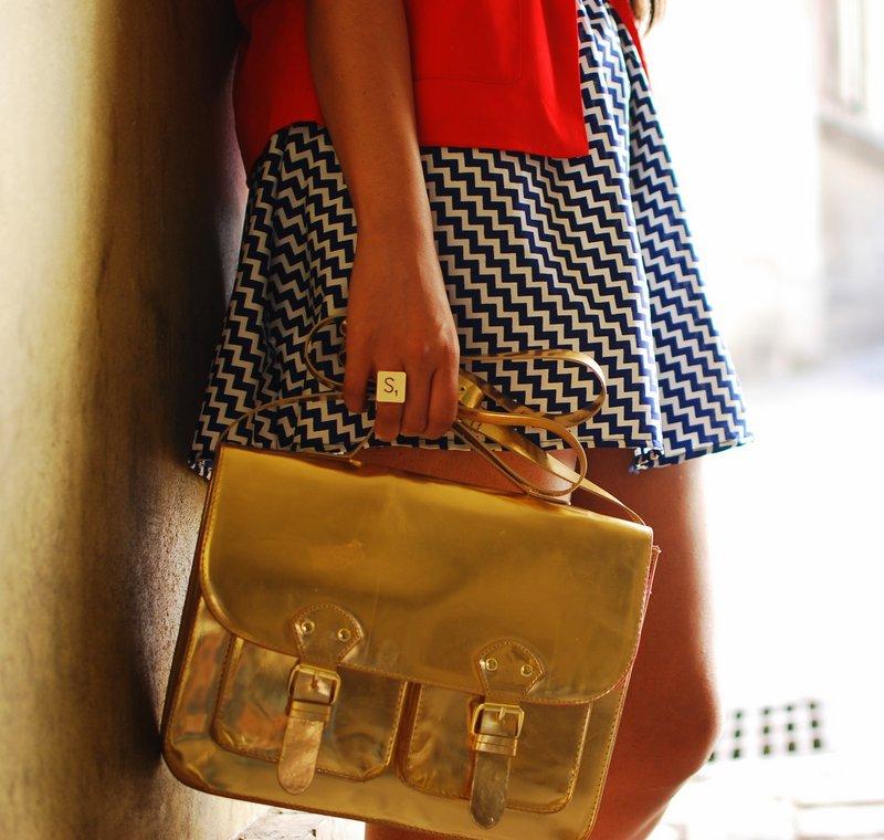 Paris Fashion Ideas Satchel