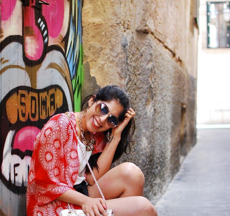 Summer Fashion - Gold Jewellery