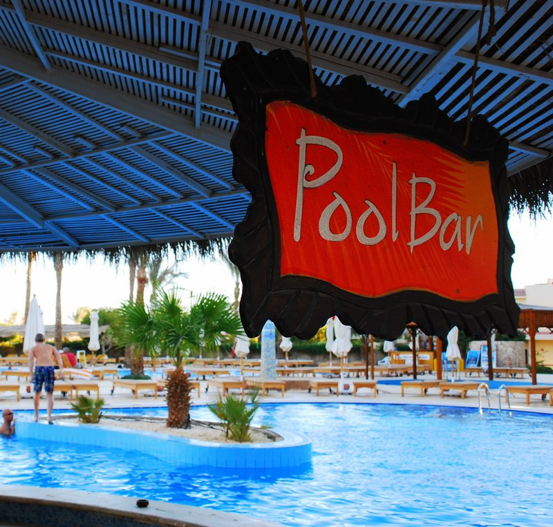 hilton sharm el sheikh sharks bay pool