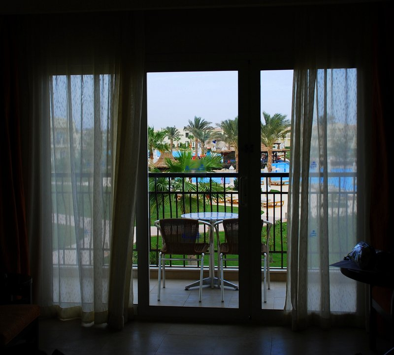 hilton sharm el sheikh sharks bay room