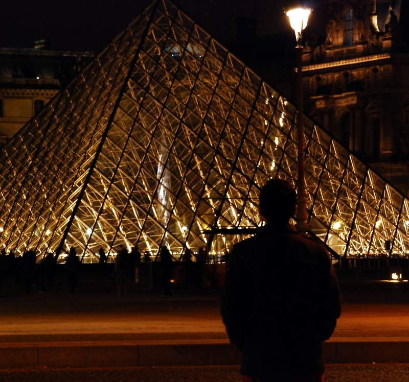 Paris Must Dos Louvre