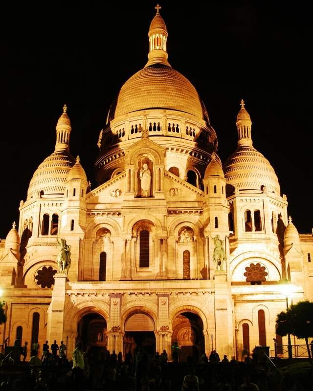 Paris Must Dos Sacré-Cœur