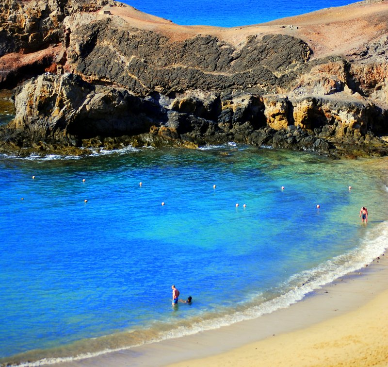 Lanzarote: Hidden Beaches - Bruised Passports