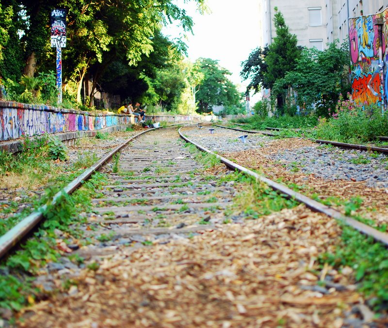 Secret Paris abandoned railway