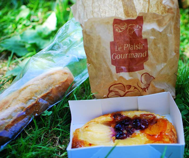 Palace of Versailles picnic