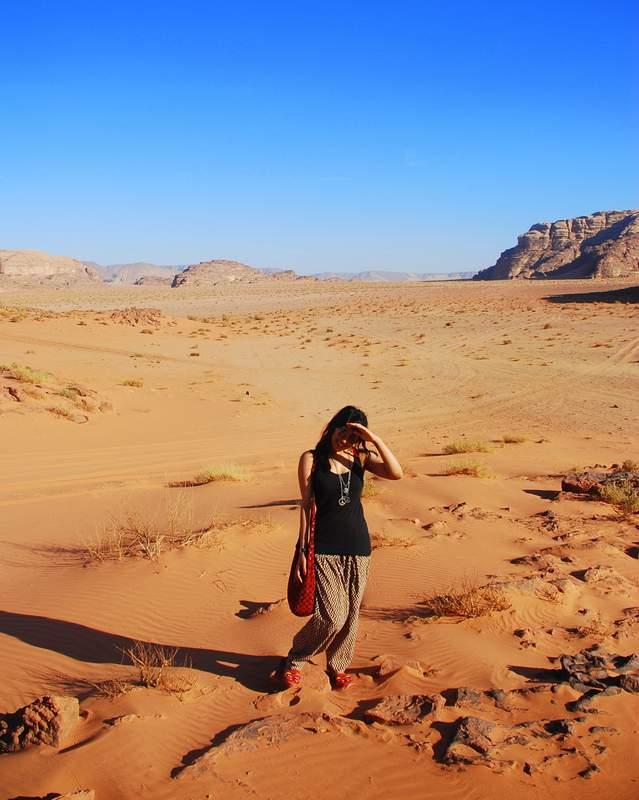 Wadi Rum Safari Review Dessert
