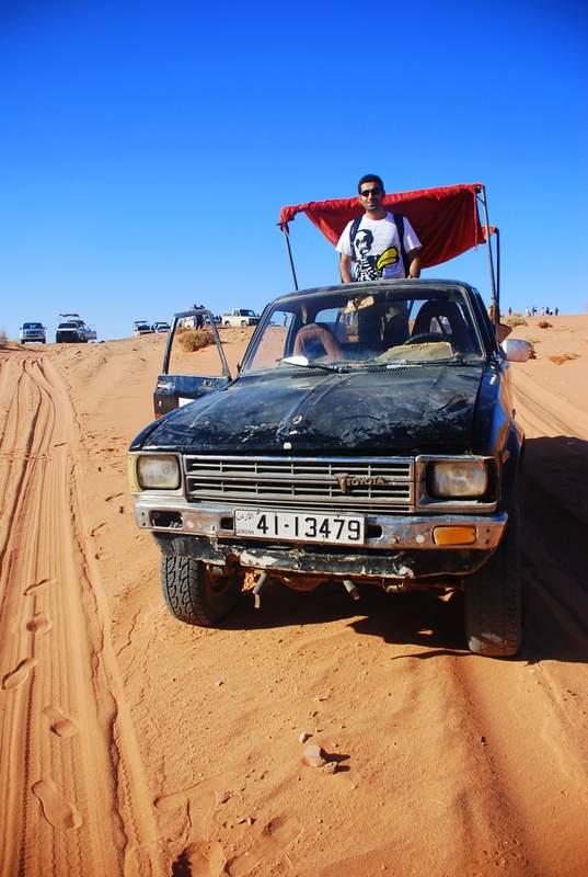 Wadi Rum Safari Review Jeep