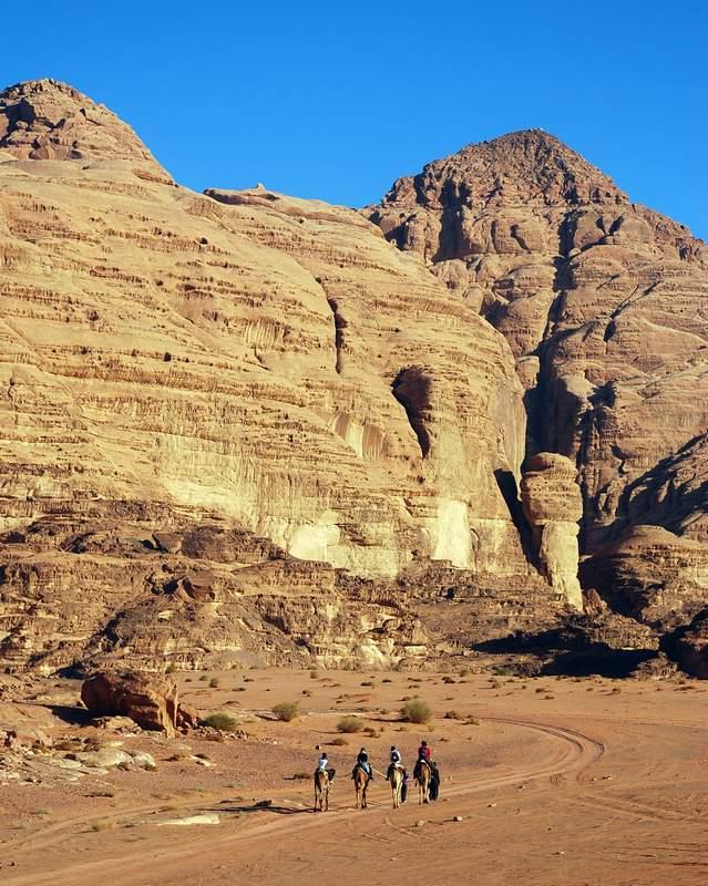 Wadi Rum Safari Review Lawrence of Arabia