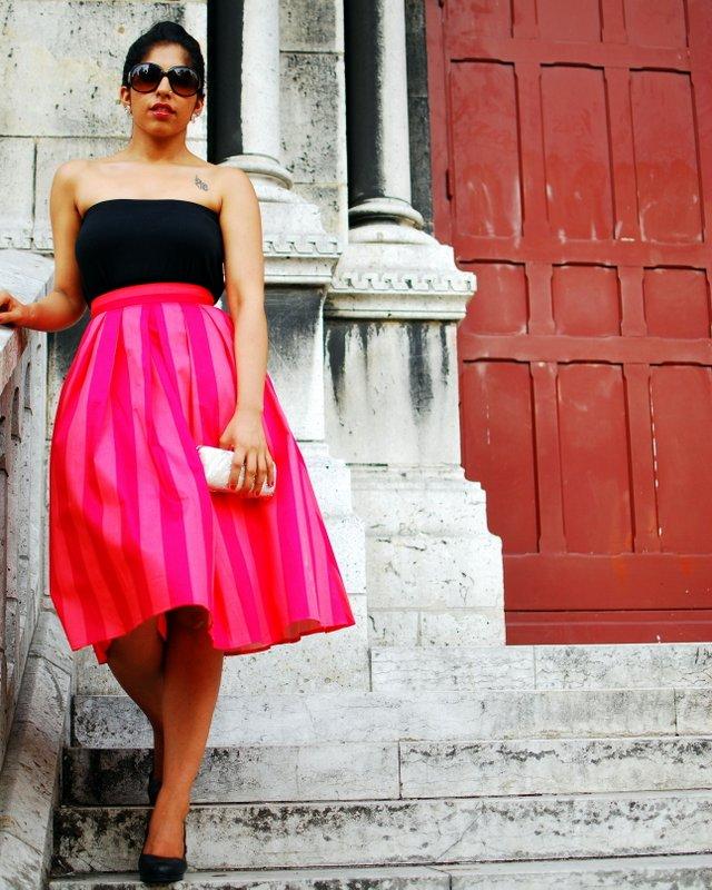 midi skirt fashion asos
