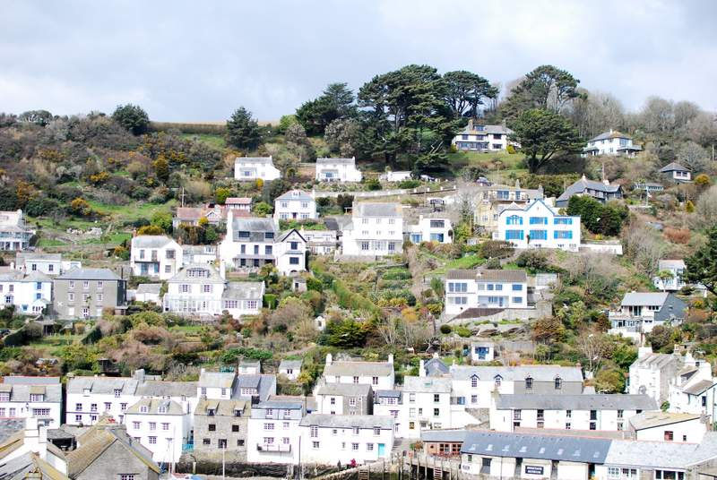 Road Trip London to Cornwall Cornish Village