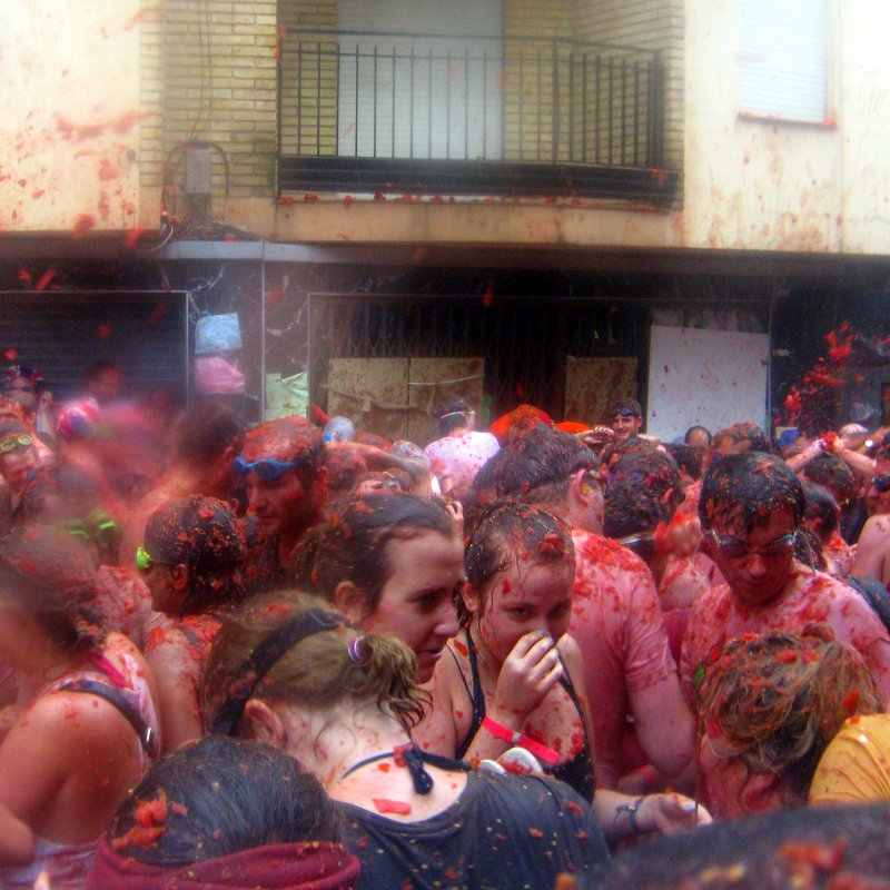 Guide to La Tomatina 7