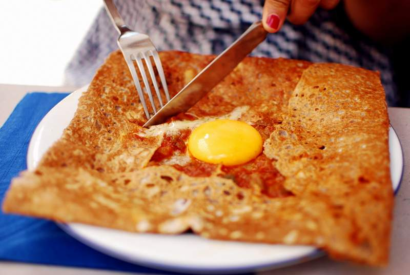 Paris: Best Cheap Eats Best Crepes