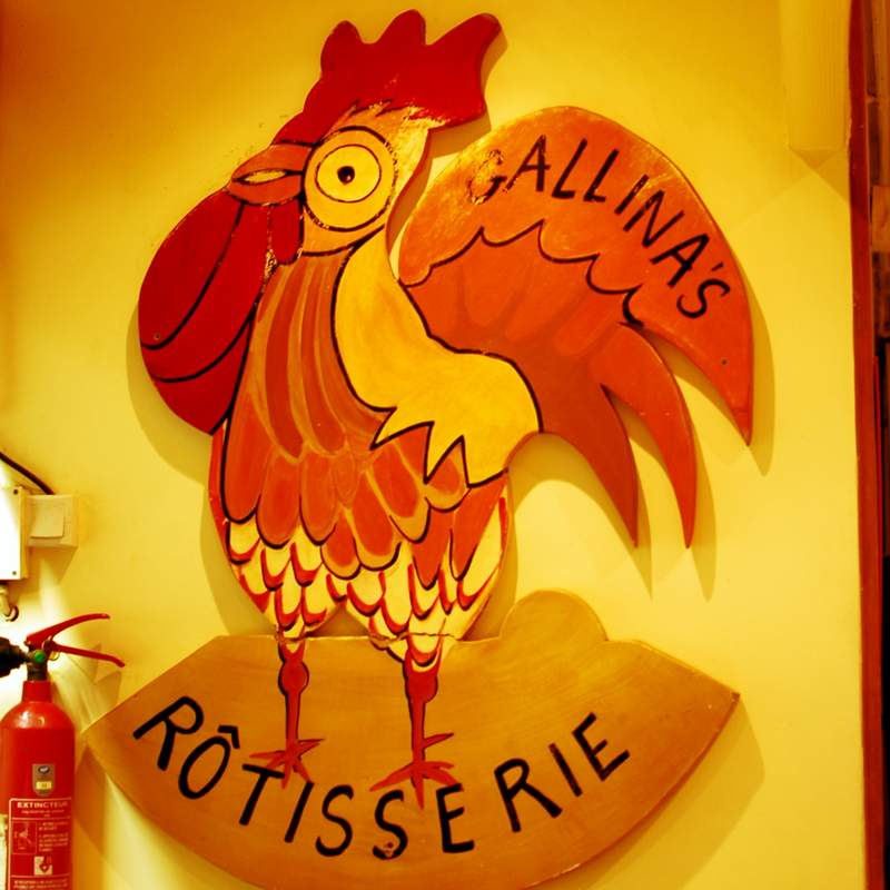 Paris: Best Cheap Eats Rotisserie Chicken