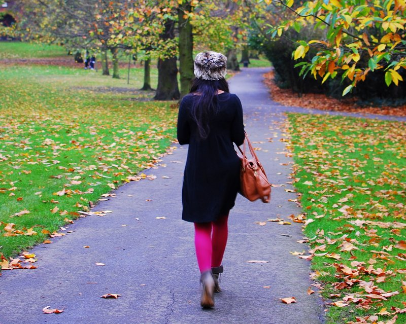 fall fashion inspiration Greenwich Park 3