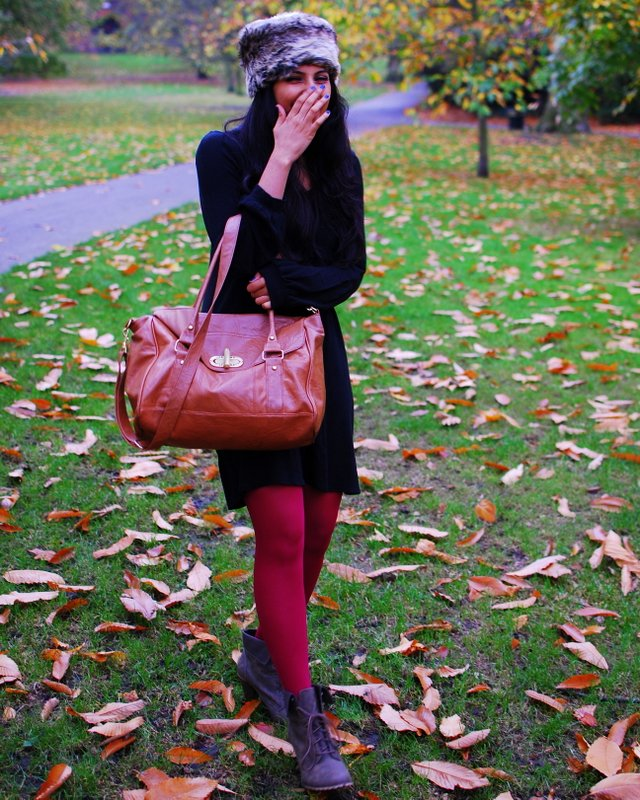 fall fashion inspiration Greenwich Park
