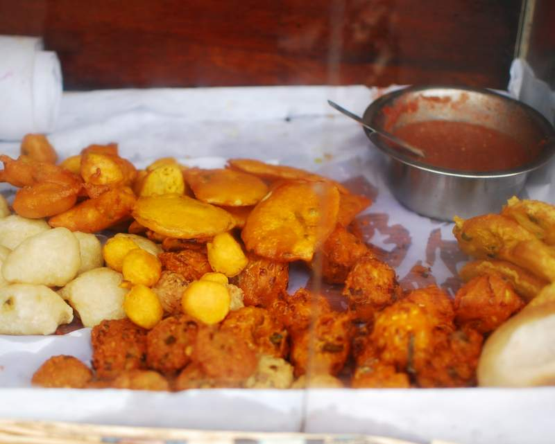 The Street Food of Mauritius