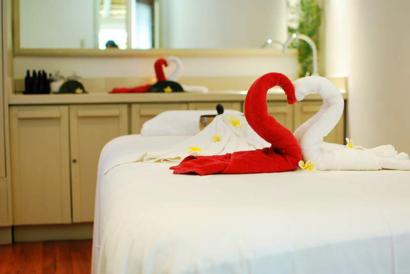 Lux* Belle Mare Spa