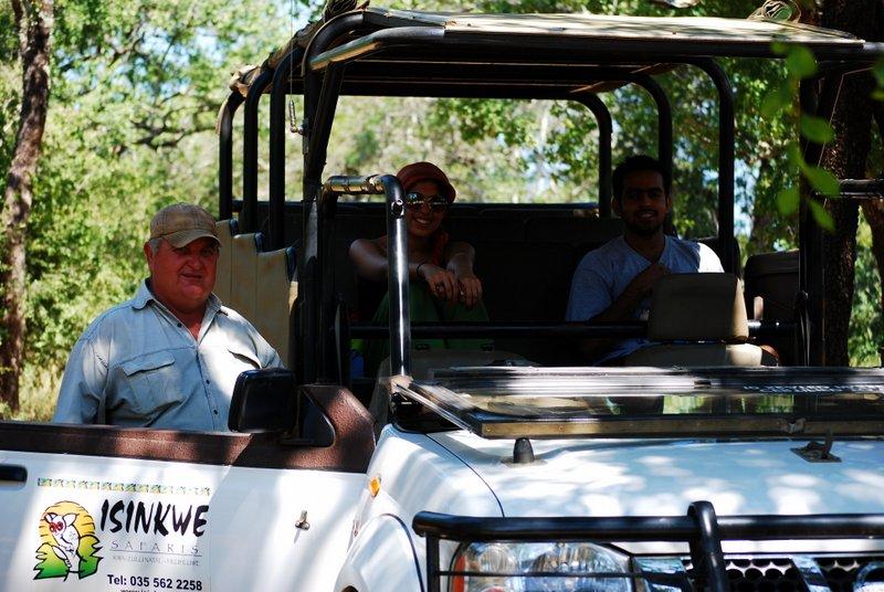 Safari at Hluhluwe Imfolozi National Park. Cheap offbeat safari 3