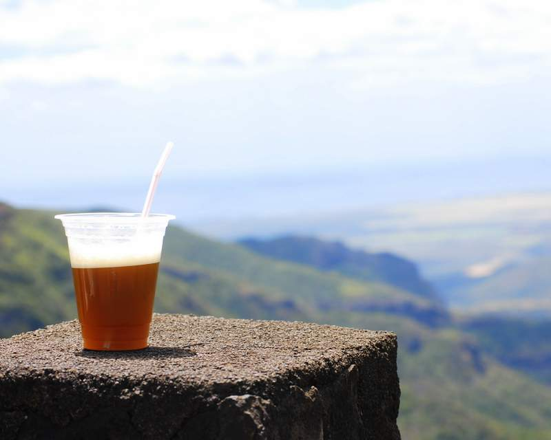 street food of mauritius sugarcane juice