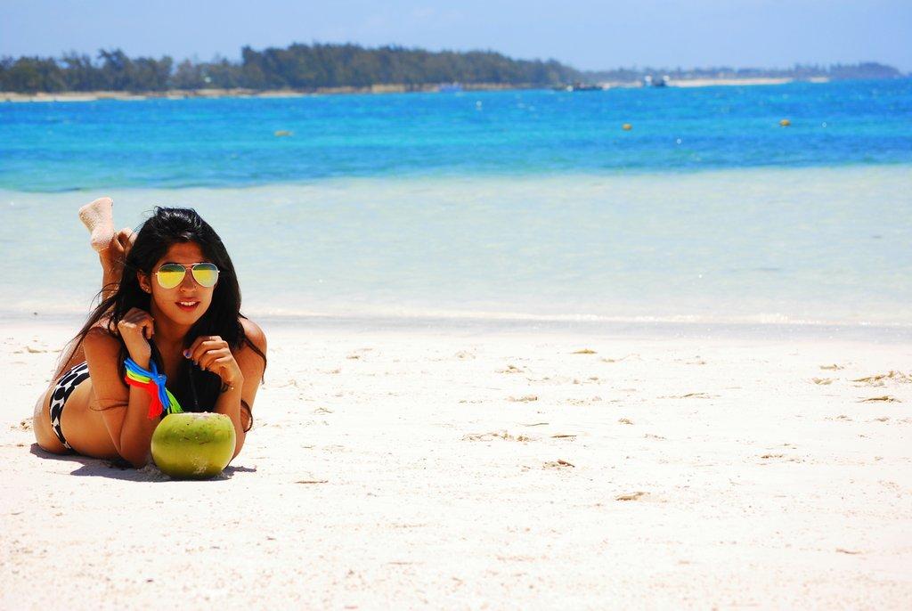 things to do in mauritius beach bumming
