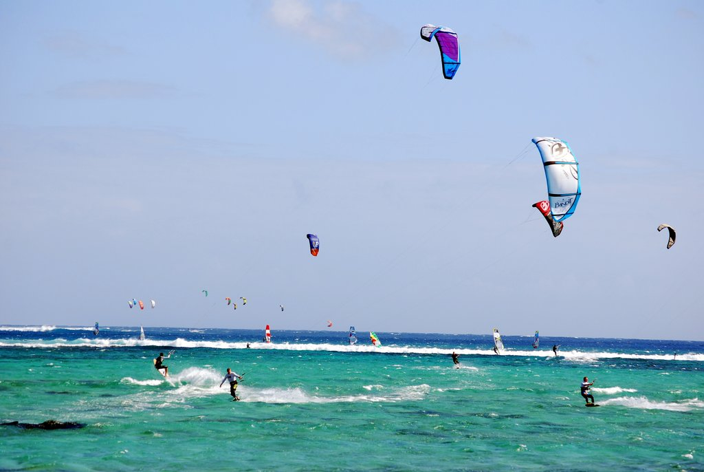 things to do in mauritius - water sports